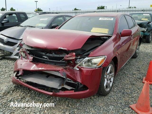 2006 Lexus GS300 on sale parts only parting out Advancebay Inc #370