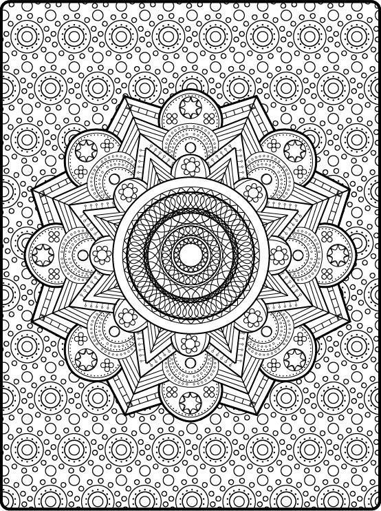 99 Zen Coloring Book Pdf Best Hd Mandala Coloring Pages