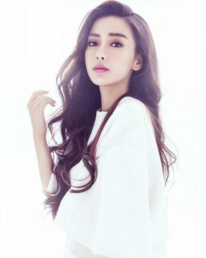 Angela Baby杨颖
