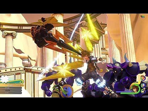 Square Enix Releases New Kingdom Hearts 3 Trailer