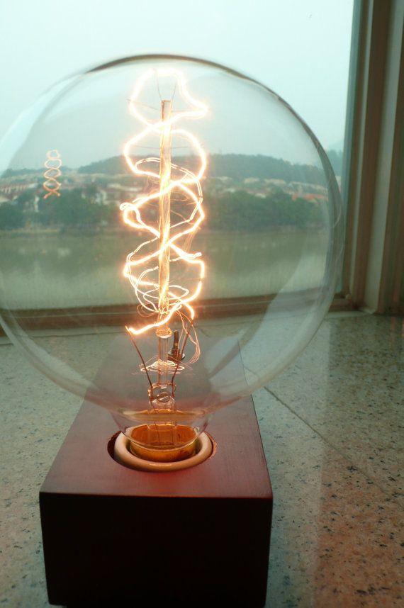 1 Antique super large vintage edison bulb 40w 220v by BigToy