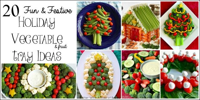 how to cook christmas vegetables
