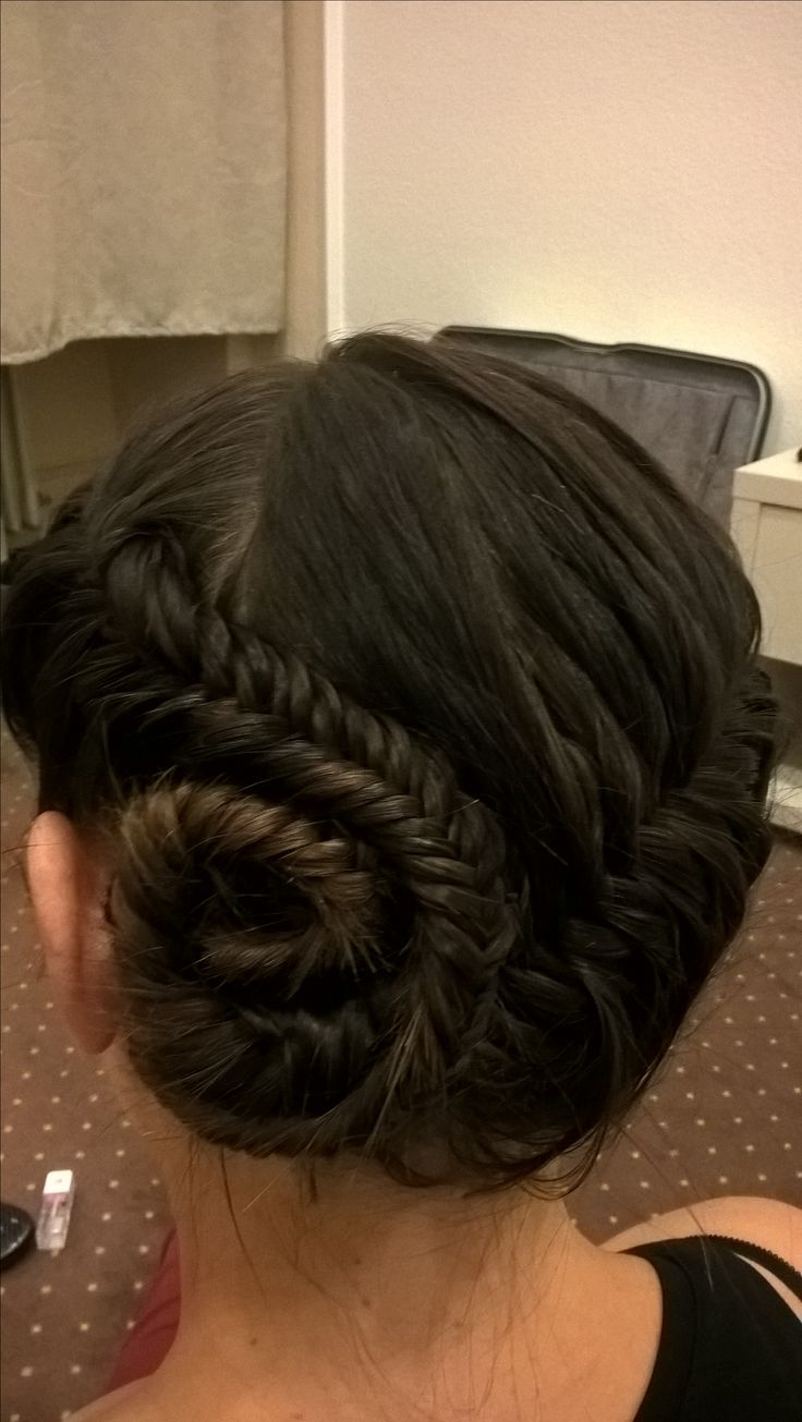 Kalanruotoletti, fishtail braid
