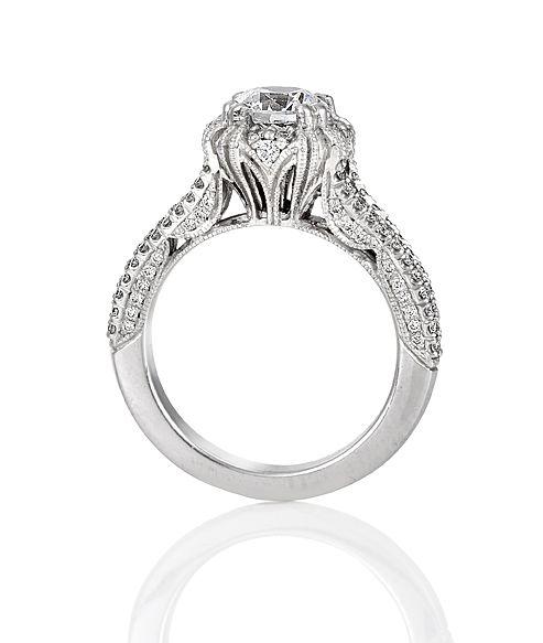Beautiful Engagement Ring by Timari