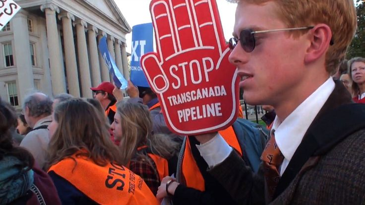 The Trump administration has approved a permit allowing TransCanada to build the Keystone XL pipeline, which would transport 830,000 barrels of crude every day from Alberta's tar sands to refineries on the U.S. Gulf Coast for export. TransCanada's Keystone XL pipeline would cross the Yellowstone River, as well as the Ogallala Aquifer, the largest freshwater aquifer in the United States. Trump's approval of the Keystone XL pipeline is a reversal of the Obama administration's decision to halt…