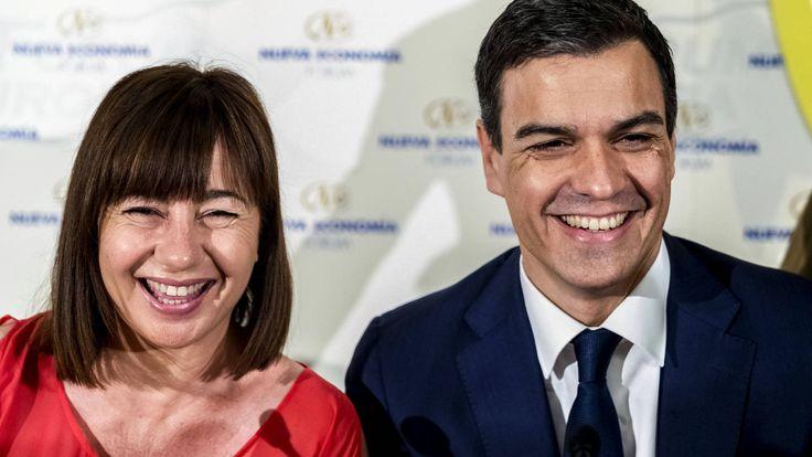 La pija balear que amarga la vida al jefe del PSOE