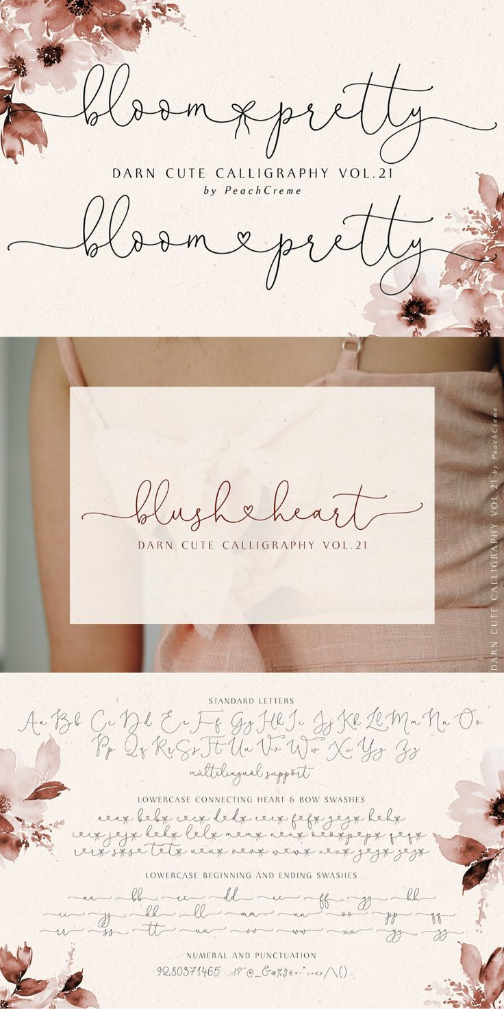 Aesthetic Cursive Fonts Copy And Paste