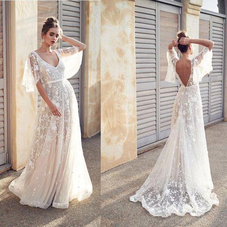 BACKLESS SLEEVELESS WHITE DRESSES WEAR