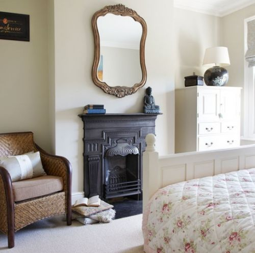 Pretty Bedroom In An Edwardian House Image From To Home