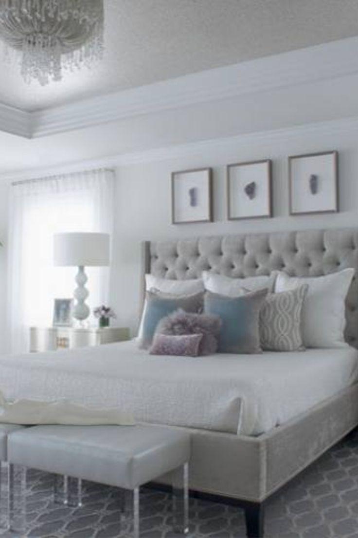 51 Gray Bedroom Decor Ideas Blue Bedroom Decor Master Bedrooms