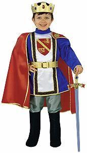 Костюмы короля артура