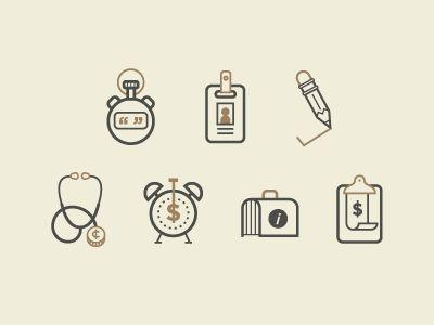 Fuzzco - Icons