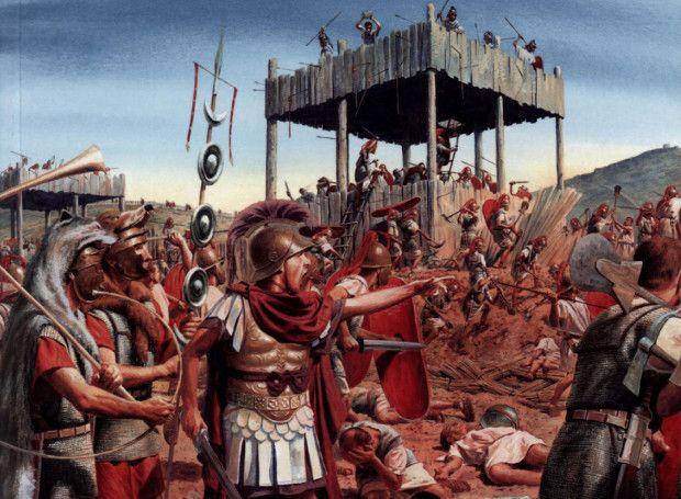 Η μάχη των Φιλίππων