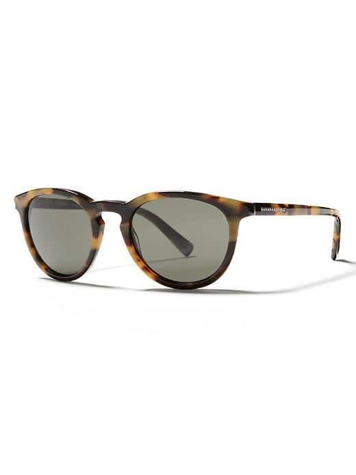 b460d73663 Banana Republic Mens Johnny Sunglasses Size One  Mensaccessories ...