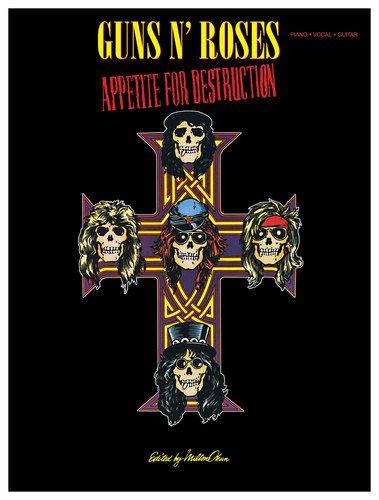 Cherry Lane Music - Guns N' Roses: Appetite for Destruction Sheet Music - Multi