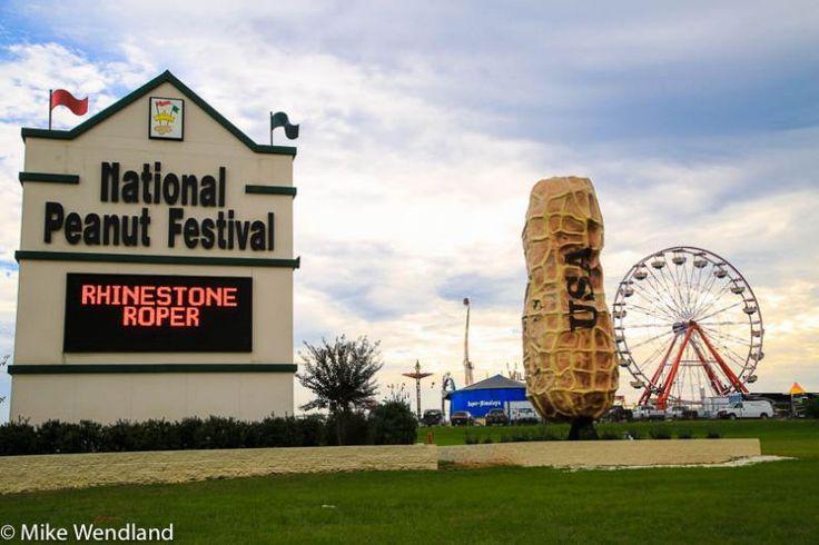 National Peanut Festival, Dothan, AL in November
