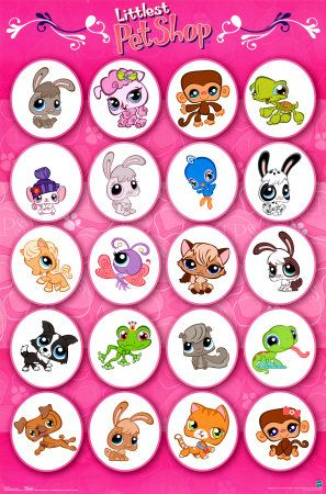 lps printouts | Littlest Pet Shop Birthday Party