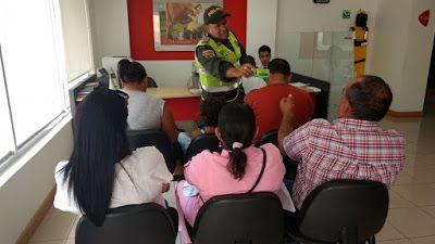 Policía Nacional implementa en La Guajira campaña 'Regálale un Minuto a la Seguridad'