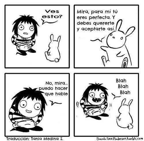 #barriga #gorda ·#SaraSeeAndersen #humor