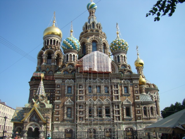 #Church of the Savior on the Spilled Blood St. #Petersburg