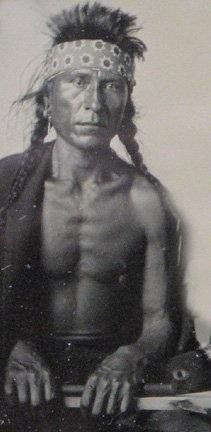 foto van Native North American Indian - Old Photos.