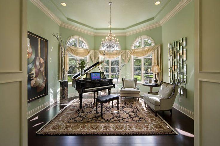 Library Piano Room Bellevue