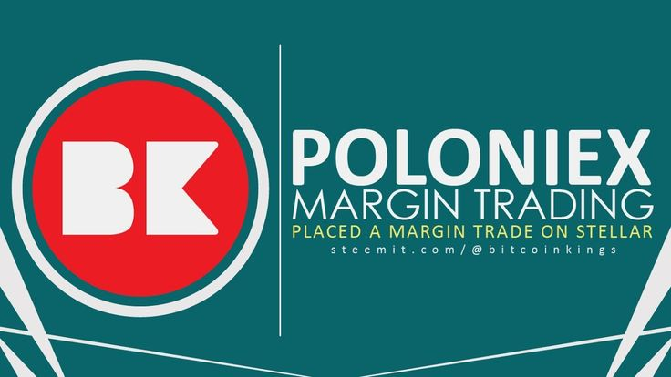 Poloniex is a pure Crypto to Crypto exchange based in the United States. Poloniex Trading Strategy | How to Place a Margin BUY Order for Stellar (STR)