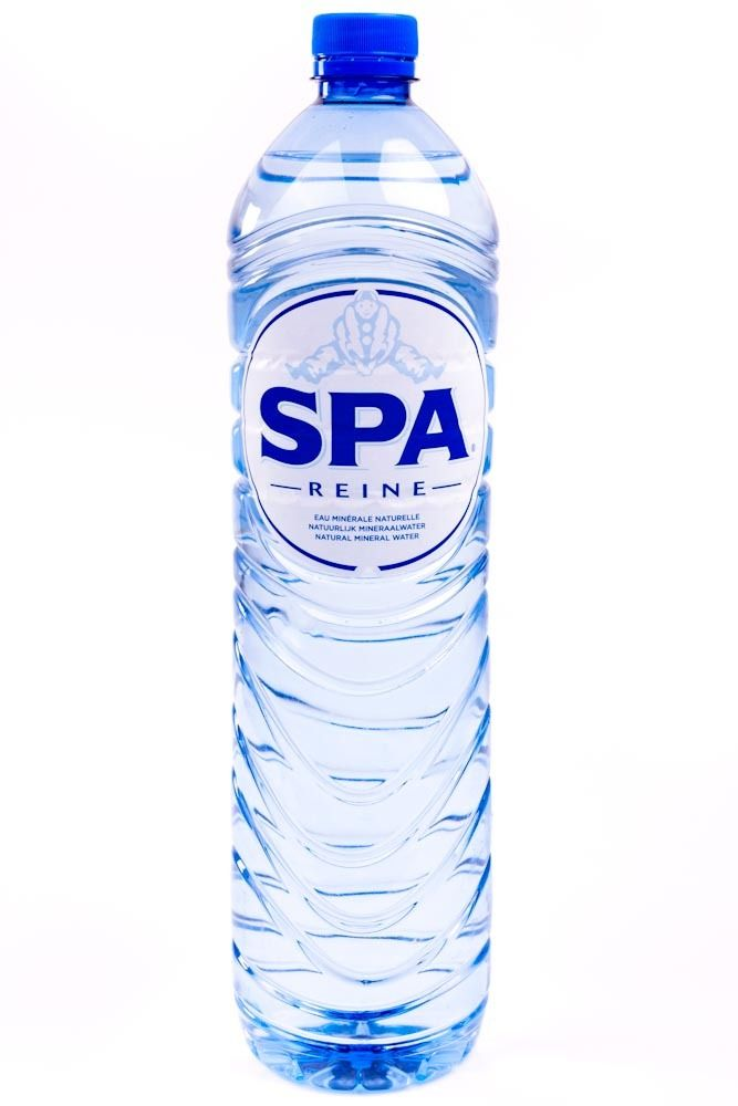 Spa Reine 1,5l pet-fles - ideaal voor diy bouwsels ?