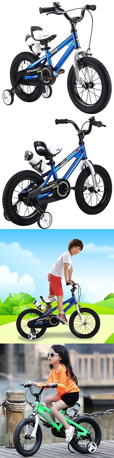 Training Wheels 177839: Royalbaby Bmx Freestyle Kids Bikes 12 Inch 14 Inch 16 Inch Avaliable Boys Bi... BUY IT NOW ONLY: $164.99