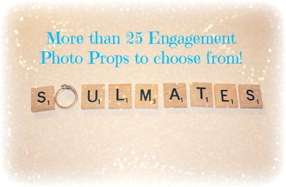 Engagement Photo Props Forever Photo Prop by HidingPlaceBoutique