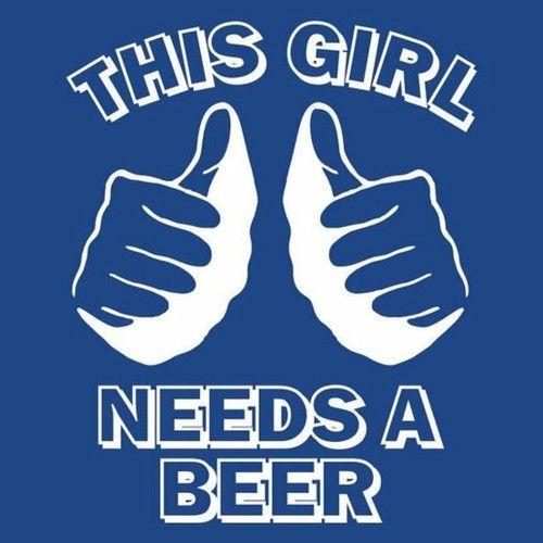 This Girl Needs a Beer #CraftBrew #CraftBeer