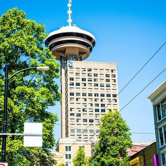 Harbour Centre, SFU Vancouver