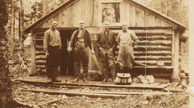 old fish camp - rustic!