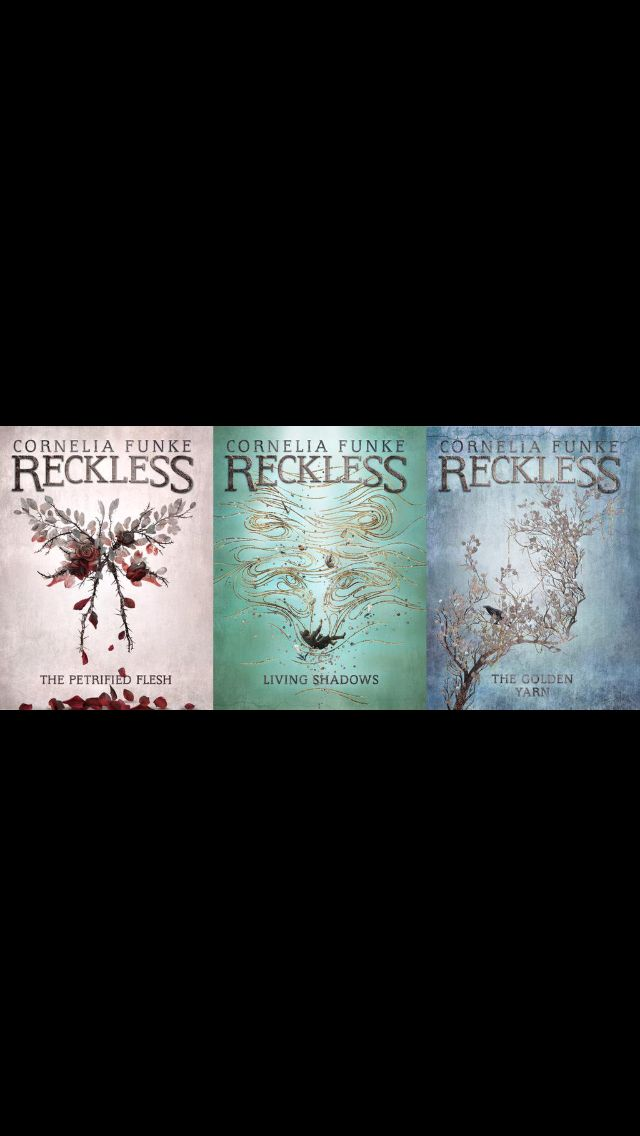 Cornelia Funke- Reckless series new covers<<< these are so pretty! I wonder if they're going to release these in America...?