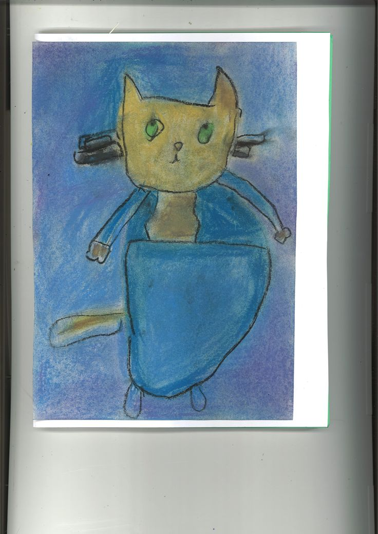 Kitty inspired by Beatrix Potter