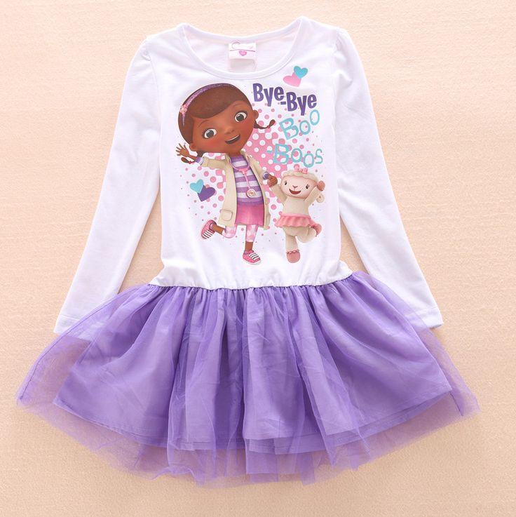 $9.16 (Buy here: https://alitems.com/g/1e8d114494ebda23ff8b16525dc3e8/?i=5&ulp=https%3A%2F%2Fwww.aliexpress.com%2Fitem%2F2016-Girl-children-s-clothes-Christmas-dress-autumn-Cartoon-girls-dress-Kids-dresses-for-girls-doc%2F32725888795.html ) 2016 Girl children's clothes Christmas dress autumn Cartoon girls dress Kids dresses for girls doc mcstuffins children clothing for just $9.16