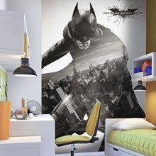 Fototapet - Batman. Fotostat i 2 dele med Batman