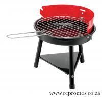 Picnic Braai / Barbeque Set ...Compact & easy to carry. www.ccpromos.co.za