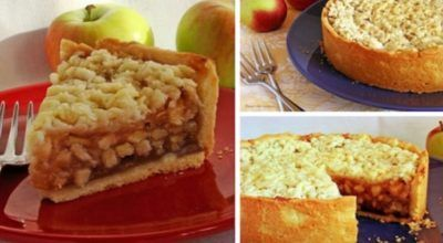 Превосходная выпечка: Австралийский яблочный пирог