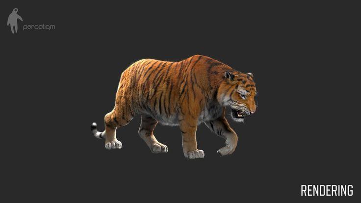 Making Of / Lilyhammer - Tiger