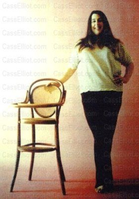Cass Elliot Daughter Owen Father | ... showing off her ...