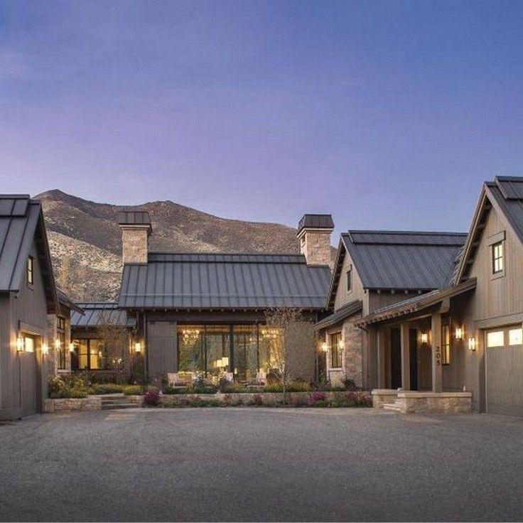 61 Rustic Mediterranean Farmhouse Exterior Design 1 Interior