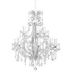 $230€ lámpara de techo araña/ chandelier hanging lamp