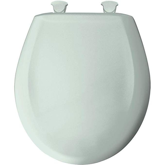 Bemis 200slowt 645 Lift Off Plastic Round Slow Close Toilet Seat