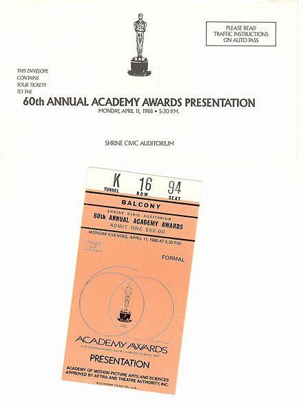 Premios Óscar - Wikipedia, la enciclopedia libre