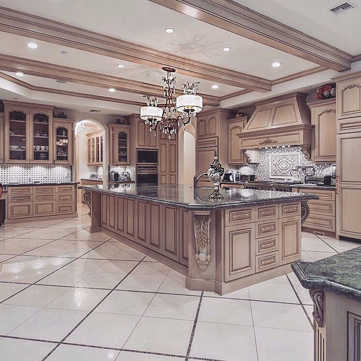 Best 1677 Best Luxury Kitchens Images On Pinterest Luxury 400 x 300