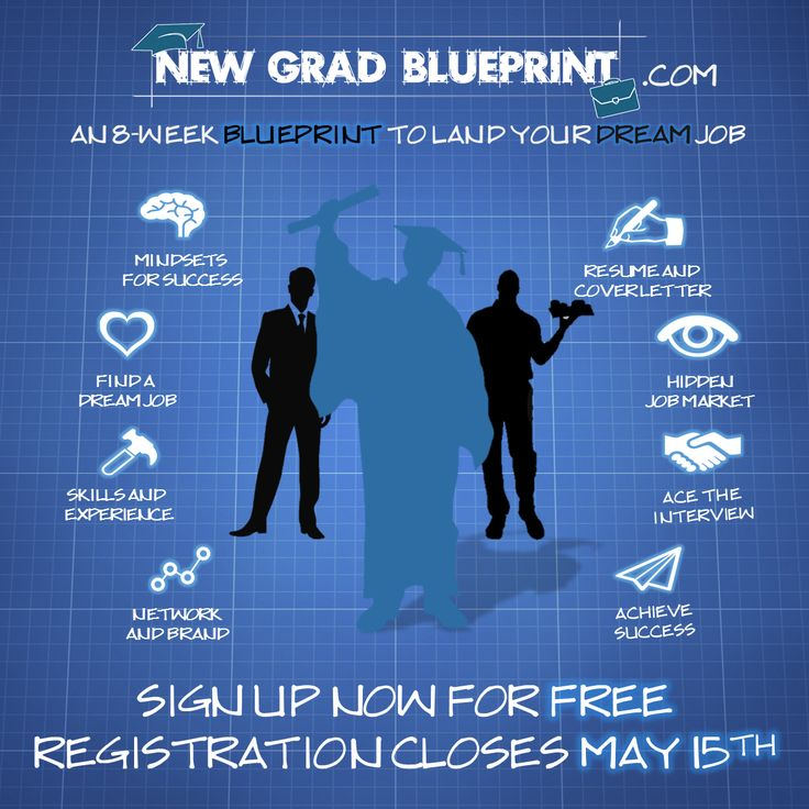 New Grad Blueprint u2013 Three Steps to Your First Promotion Life - new blueprint resumes & consulting reviews