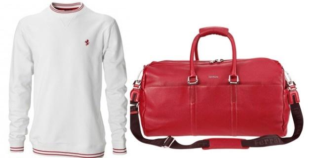 Rossa e di carattere come la Ferrari. Parliamo della nuova borsa da viaggio Boston Bag di Ferrari Store. Da abbinare a felpa, occhiali e polo  http://www.sfilate.it/190792/per-viaggiare-con-stile-arriva-la-boston-bag-di-ferrari-store