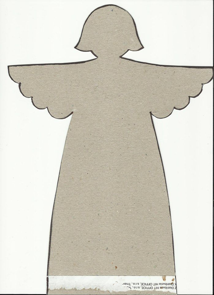 vzor -anděl