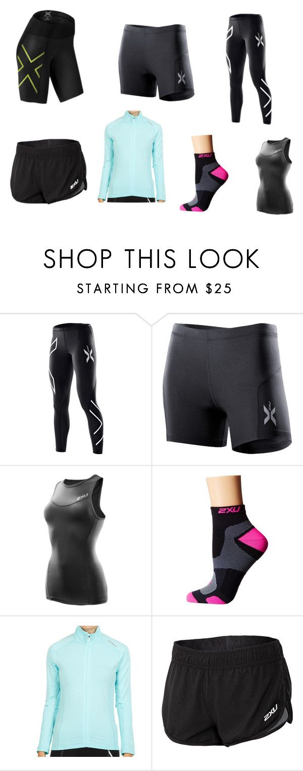 """""""2XU"""" by alana-26 on Polyvore featuring 2XU"""